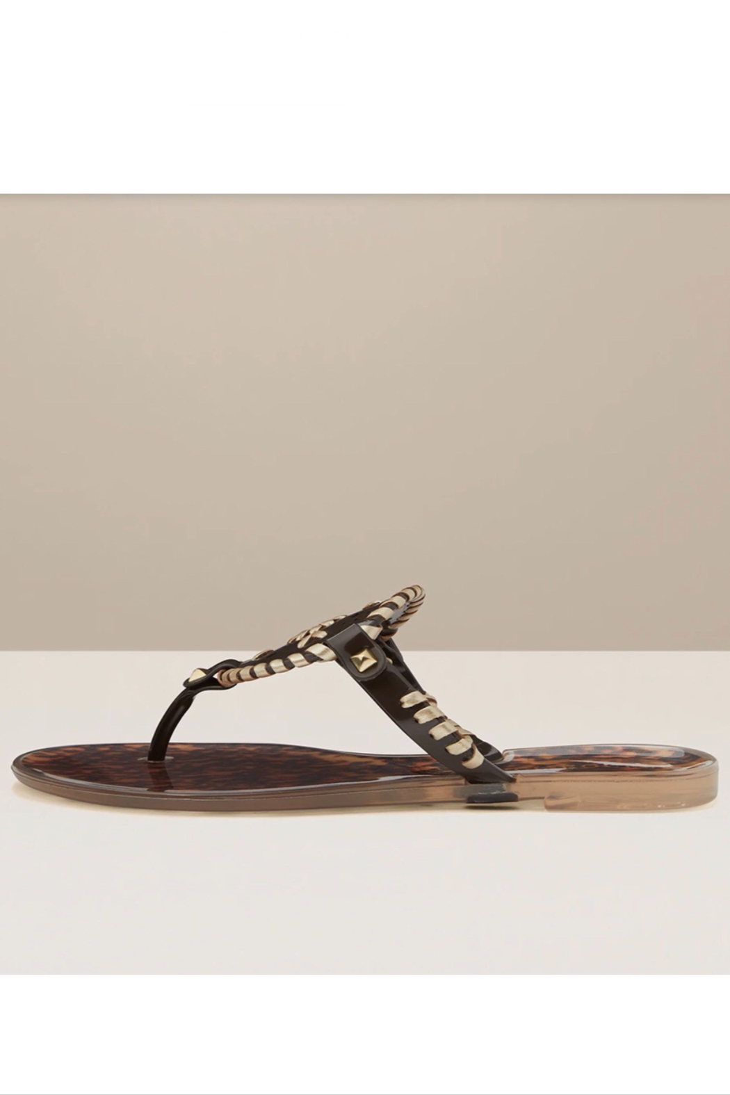 Jack Rogers Georgica Jelly - Front Full Image