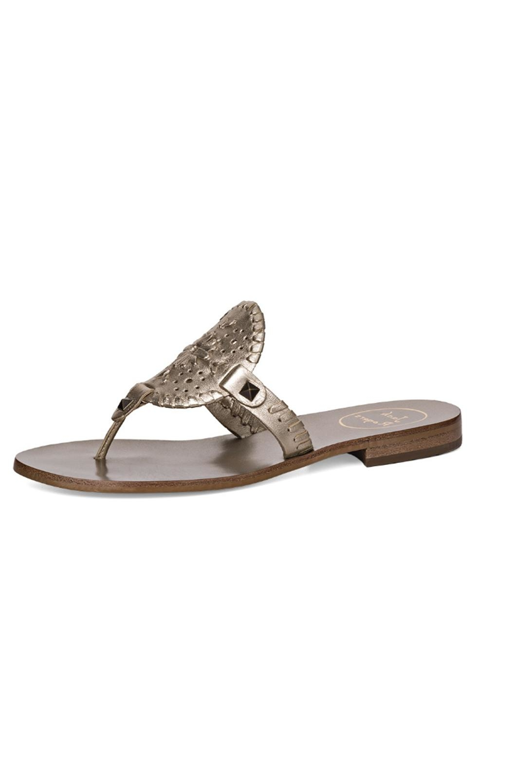 841cc3d0cf4 Jack Rogers Georgica Sandal from Connecticut by Cortland Park ...