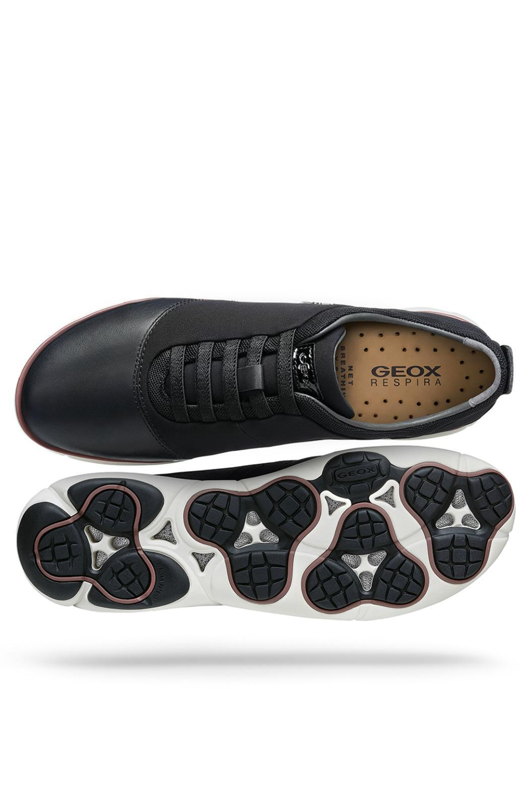Geox Nebula Sneaker from Vancouver by Kalena's Italian Shoes