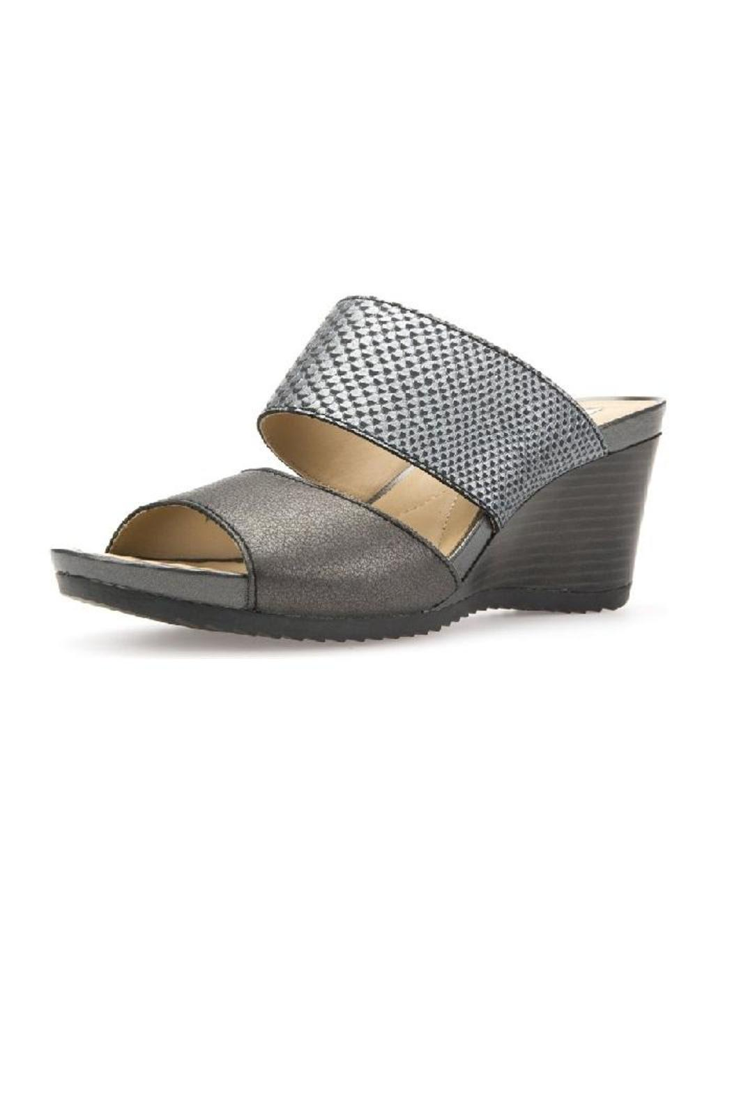 geox wedge sandal from canada by modern sole shoptiques