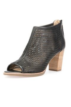 Shoptiques Product: Peep-Toe Geox Booties