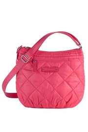 Vera Bradley Geranium Puffy Crossbody - Product Mini Image