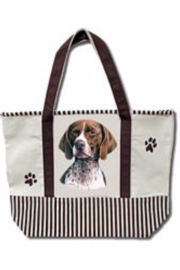 Patricia's Presents German Shorthair Pointer Tote Bag - Product Mini Image