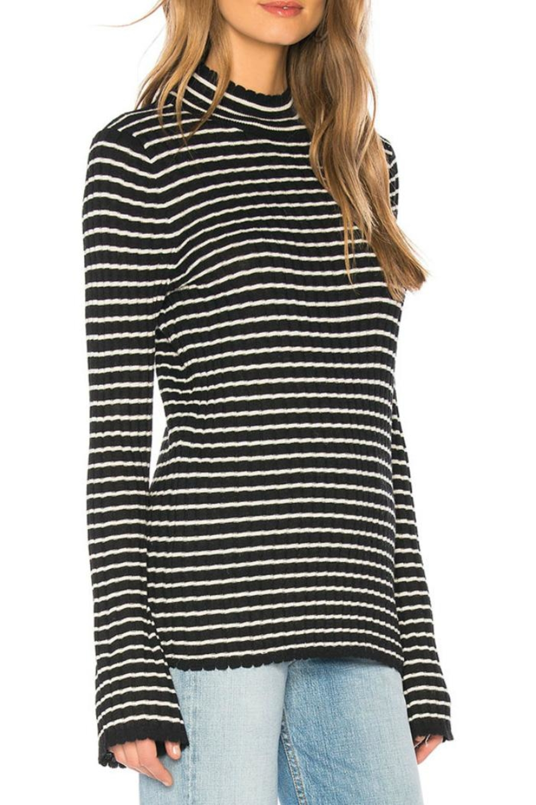 Joie Gestina Sweater - Side Cropped Image