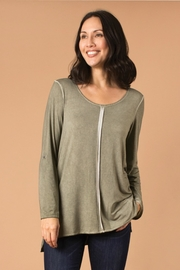 Simply Noelle Get-In-Line Top - Product Mini Image