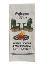 Park Designs Get Toasted Dish Towel - Product Mini Image