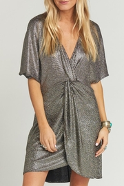 Show Me Your Mumu Get Twisted Dress - Product Mini Image