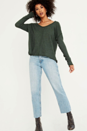 Project Social T Get Up & Go Long Sleeve - Front full body
