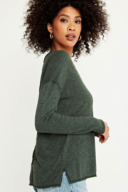 Project Social T Get Up & Go Long Sleeve - Back cropped