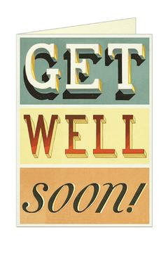 Shoptiques Product: Get Well Card