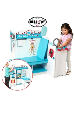 Melissa and Doug Get Well Doctor Activity Center - Alternate List Image