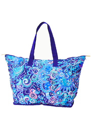 Lilly Pulitzer Getaway Packable Tote - Front cropped