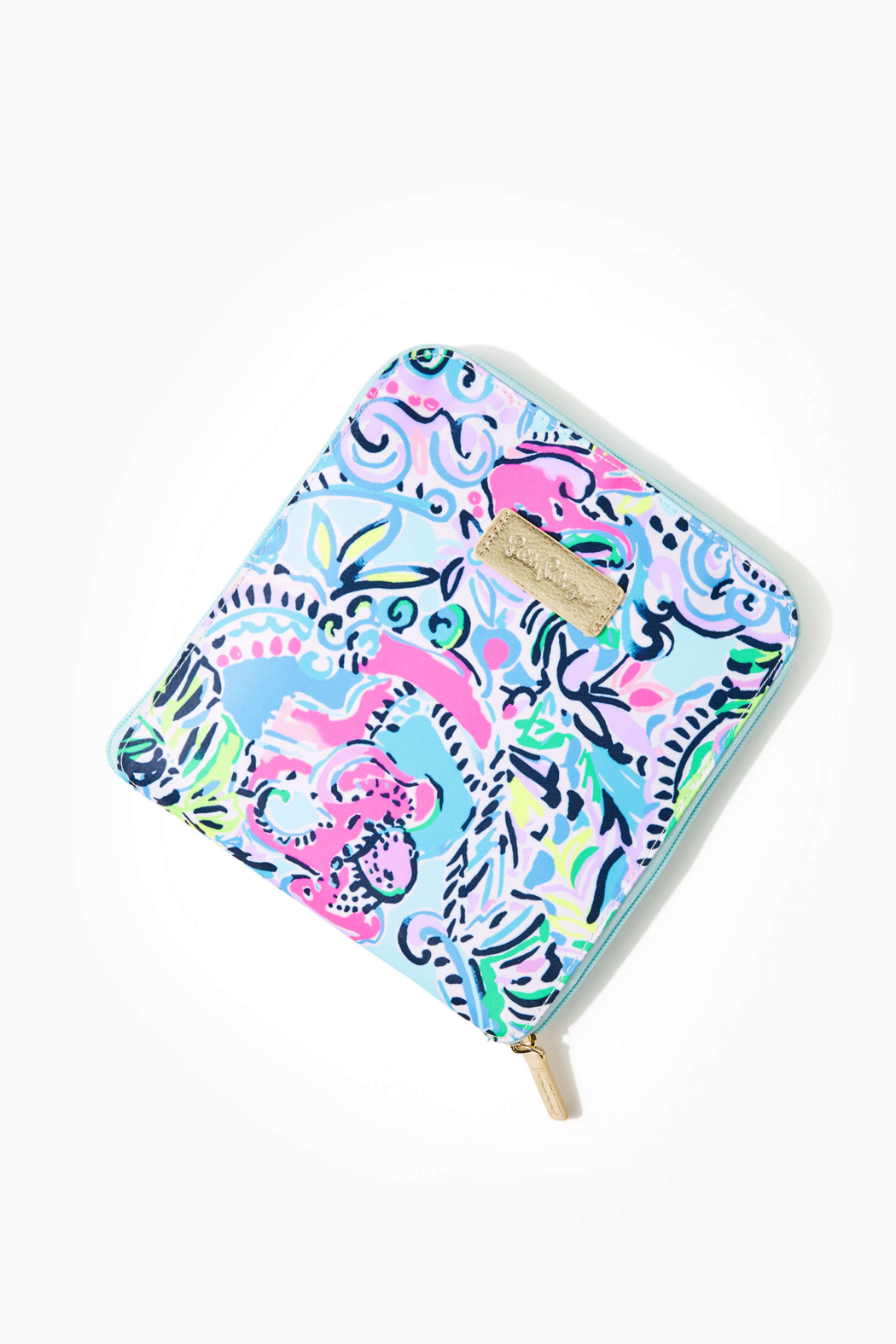 Lilly Pulitzer Getaway Packable Tote - Side Cropped Image