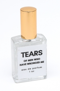 Shoptiques Product: Tears Of The Men Who Have Wronged Me Fragrance