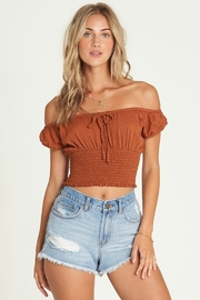 Billabong GETWAY TOP - Product Mini Image