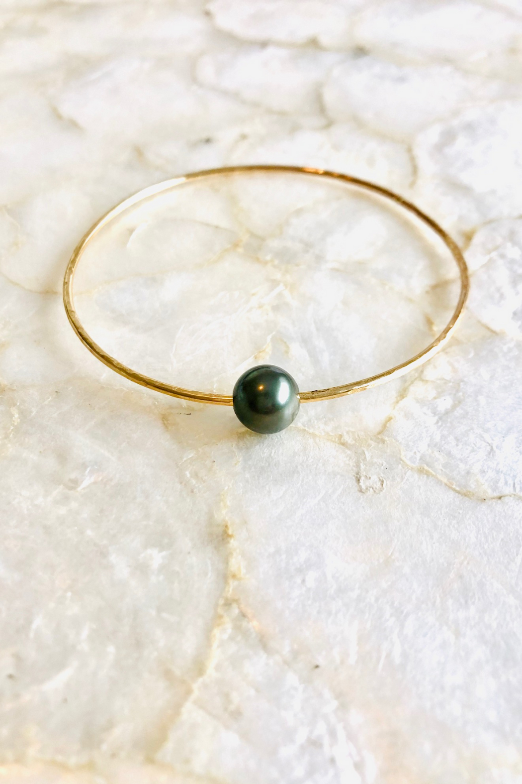 Maui Ocean Jewelry GF Tahitian Bangle - Main Image