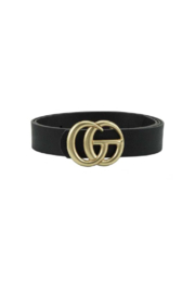 Illord GG Inspired Belt - Front full body