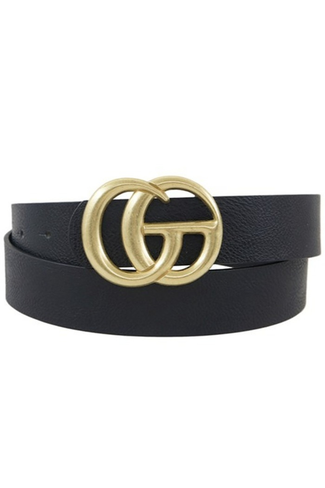 ICCO GG Inspired Belt - Front Cropped Image