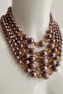 GHome2 1950's 5 Strand Necklace - Product List Image