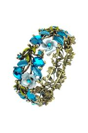 GHome2 Blue Crystal Cuff - Product Mini Image