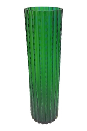 GHome2 Chiseled Glass Vase - Product Mini Image
