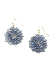 GHome2 Crystal Hand-Wired Earrings - Front full body
