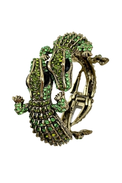 GHome2 Double Alligator Cuff - Product List Image
