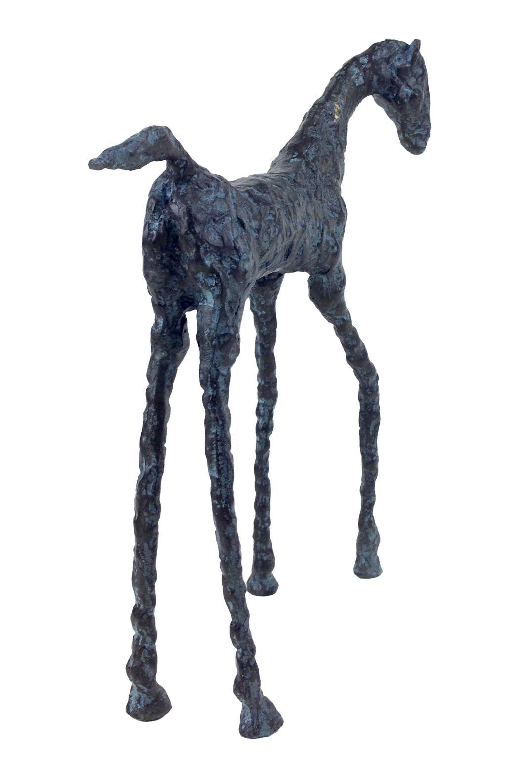 GHome2 Filly Sculpture - Side Cropped Image