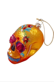 GHome2 Glass Skull Ornament - Product Mini Image