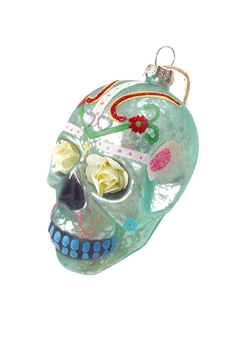 GHome2 Glass Skull Ornament - Product List Image