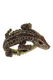 GHome2 Gold Alligator Cuff - Product Mini Image