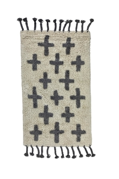 GHome2 Gray & White Bathmat - Product List Image