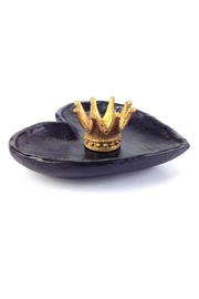 GHome2 Heart Jewelry Dish - Side cropped