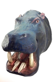 GHome2 Hippo Trophy Mount - Side cropped
