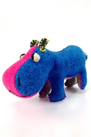 GHome2 Large Handmade Hippo - Front full body