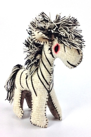 GHome2 Large Handmade Zebra - Product Mini Image