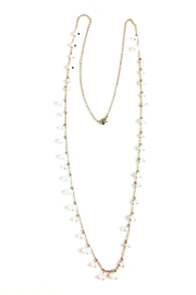 GHome2 Long Opal-Crystal Necklace - Product Mini Image