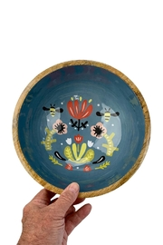 GHome2 Mango Bee Bowl - Front cropped