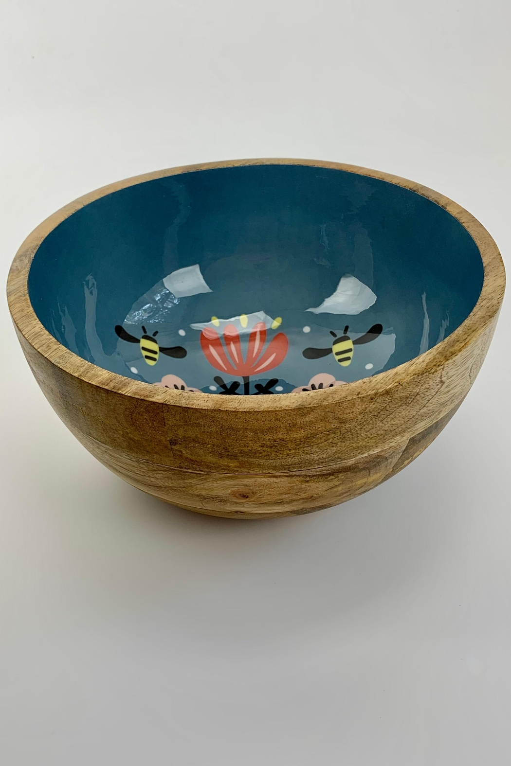 GHome2 Mango Bee Bowl - Front Full Image