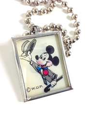 GHome2 Mickey Mouse Necklace - Front full body