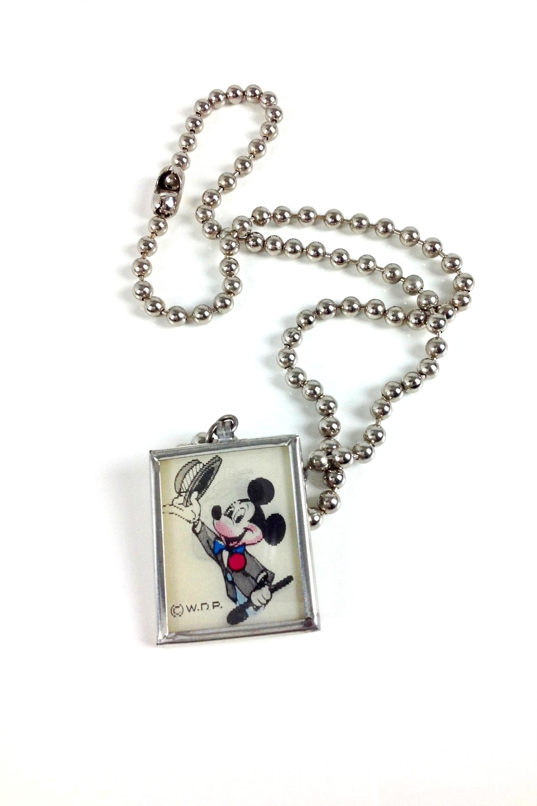 GHome2 Mickey Mouse Necklace - Main Image