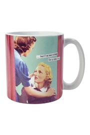 GHome2 Mini Van Mug - Product Mini Image