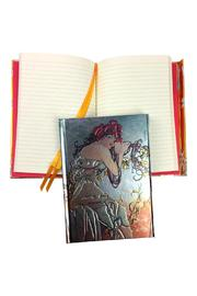 GHome2 Mucha Foil Journal - Front full body