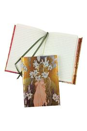 GHome2 Mucha Foil Journal - Back cropped