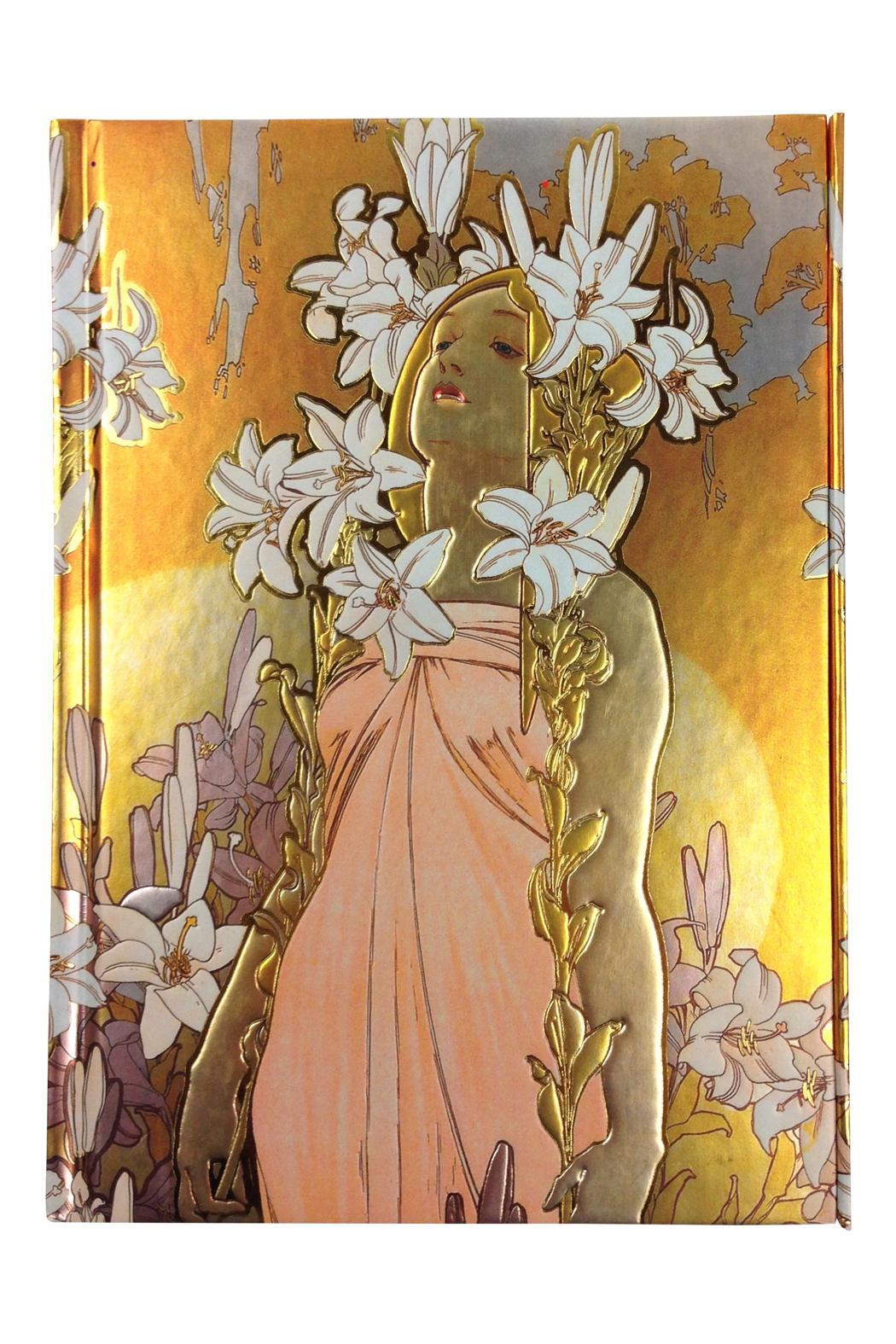 GHome2 Mucha Foil Journal - Main Image