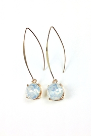 GHome2 Opal Swarovski Earrings - Product Mini Image
