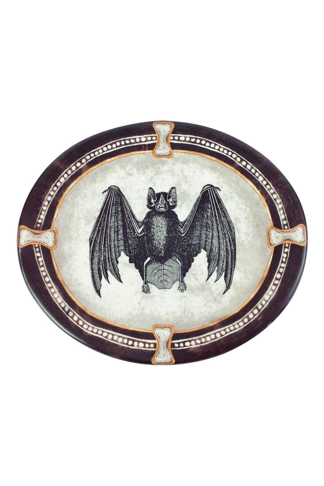 GHome2 Oval Bat Plate - Main Image