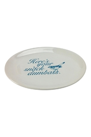 GHome2 Oval Snack Plate - Product Mini Image