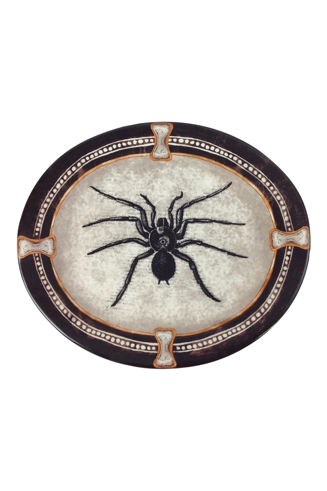 GHome2 Oval Spider Plate - Main Image
