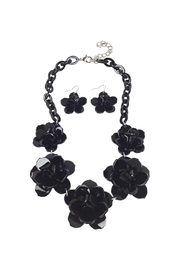 GHome2 Plastic Flower Necklace - Front cropped
